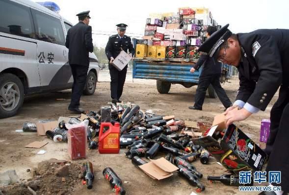 公安部部署打击食品药品农资环境犯罪