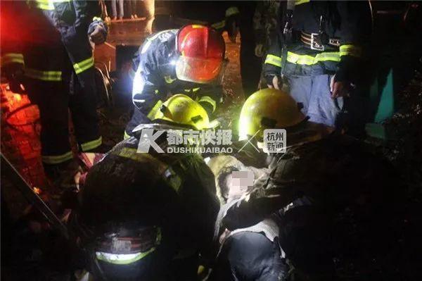 杭州孕妇下车后坠井身亡 井盖生产厂家