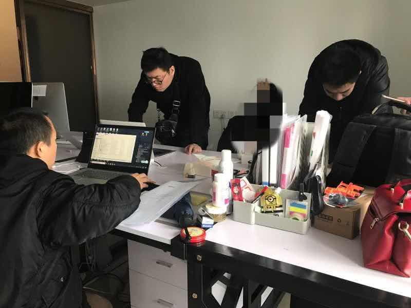 帮助蔡徐坤制造一亿微博转发量幕后推手被端