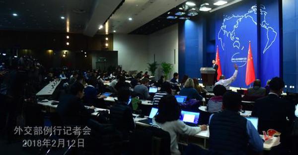 中国股民在美驻华使馆微博上留言泄愤