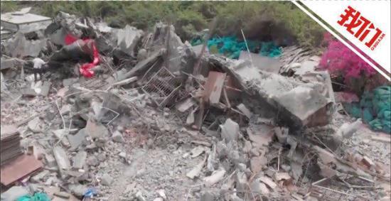 """深圳警方通报""""两兄弟祭祖回来发现房子被强拆""""后续"""