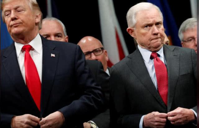 美国司法部长塞申斯应总统要求辞职