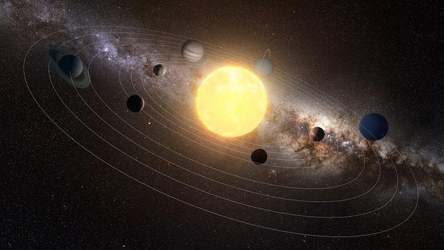 科学家首次发现神秘天体悬浮在太阳系边缘