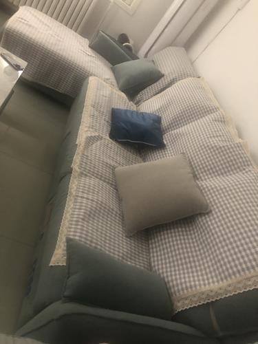 芝华仕10239布艺电动沙发