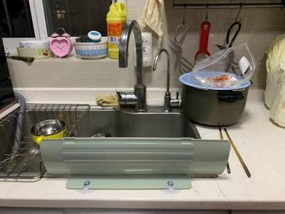 香彩防溅水厨房挡板