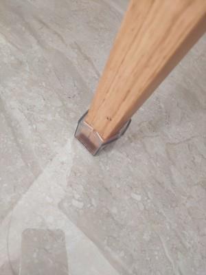 顶谷耐磨硅胶脚垫